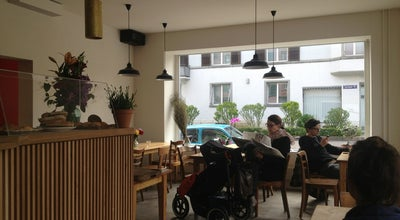 Photo of Cafe Cafe du Bonheur at Zypressenstrasse 115, Zurich 8004, Switzerland