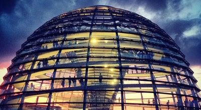 Photo of Monument / Landmark Reichstag Building at Platz Der Republik, Berlin 11011, Germany