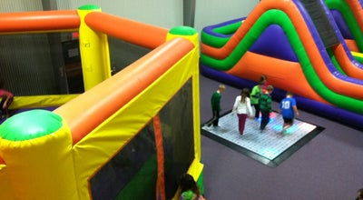 Photo of Recreation Center Zoinks Fun Factory at 7 Pioneer Dr, North Oxford, MA 01537, United States