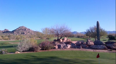 Photo of Golf Course Whisper Rock Golf Club at 32002 N Old Bridge Rd, Scottsdale, AZ 85266, United States