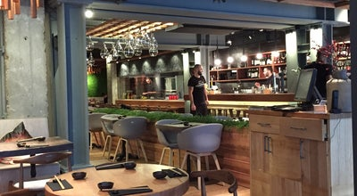 Photo of Japanese Restaurant Murakami at 63-66 St. Martin's Lane, London WC2N 4JS, United Kingdom
