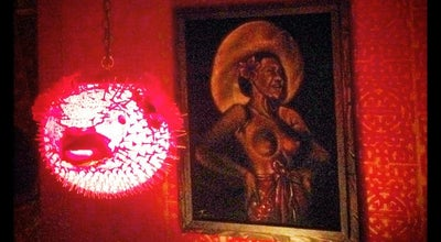 Photo of Restaurant Bootlegger Tiki at 1101 N Palm Canyon Dr, Palm Springs, CA 92262, United States
