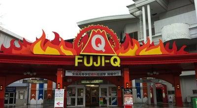 Photo of Tourist Attraction Fuji-Q Highland at 新西原5-6-1, Fujiyoshida 403-0017, Japan