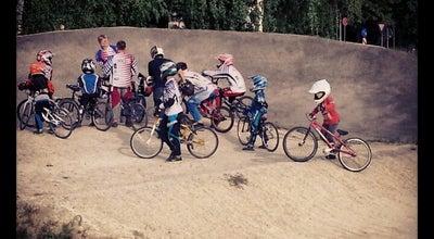 Photo of Racetrack Jelgavas BMX trase at Brīvības Bulvāris, Jelgava, Latvia