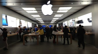 Photo of Electronics Store Apple Pacific Centre at 701 West Georgia Street, Vancouver, BC V7Y 1G5, Canada