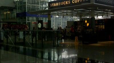 Photo of Coffee Shop Starbucks at Shop M701, 7/f, Departure Hall, Terminal 1, Hong Kong International Airport, Chek Lap Kok, Hong Kong