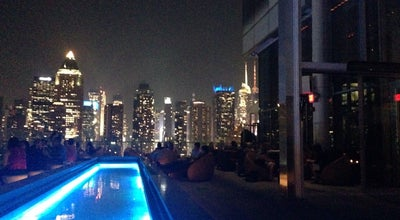 Photo of Bar The Press Lounge at 653 W 48th St, New York, NY 10036, United States