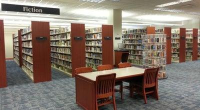 Photo of Library Charleston County Public Library Main Branch at 68 Calhoun St, Charleston, SC 29401, United States