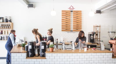 Photo of Coffee Shop Reunion Island Coffee Bar at 385 Roncesvalles Ave, Toronto, On M6R 2N1, Canada