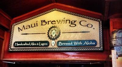 Photo of Gastropub Maui Brewing Co. Brewpub at Kahana Gateway Center, 4405 Honoapiilani Highway #217, Napili-Honokowai, HI 96761, United States