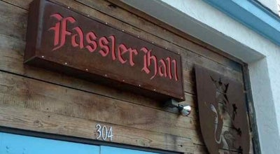 Photo of Beer Garden Fassler Hall at 304 S Elgin Ave, Tulsa, OK 74120, United States