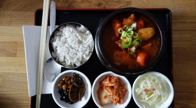 Photo of Korean Restaurant CORE at Pappelallee 84, Berlin 10437, Germany