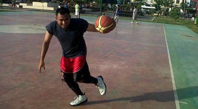 Photo of Basketball Court GOR Maulana Yusuf at Serang, Indonesia
