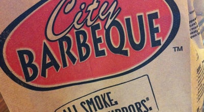 Photo of American Restaurant City Barbeque at 1356 S Rangeline Rd, Carmel, IN 46032, United States