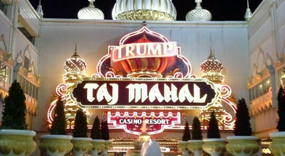 Photo of Casino Trump Taj Mahal Casino Resort at 1000 Boardwalk, Atlantic City, NJ 08401, United States