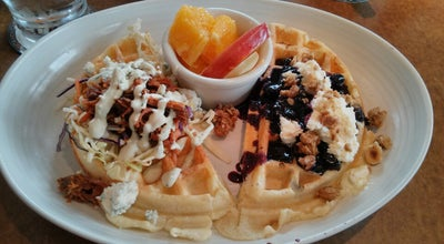 Photo of American Restaurant Babica Hen Cafe at 15964 Boones Ferry Rd, Lake Oswego, OR 97035, United States