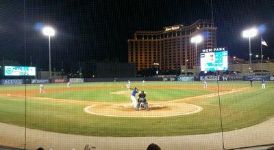 Photo of Baseball Stadium MGM Park at 875 Beach Blvd, Biloxi, MS 39530, United States
