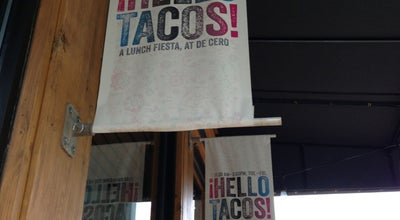 Photo of Mexican Restaurant Today's Taco Corporation at 812 W Randolph St, Chicago, IL 60607, United States