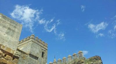 Photo of Castle Alcazar de la Puerta de Sevilla at Plaza De Blas Infante, Carmona 41410, Spain