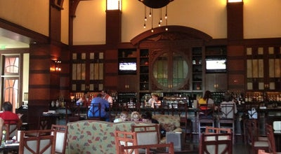 Photo of American Restaurant Hearthstone Lounge at 1600 S Disneyland Drive, Anaheim, CA, United States