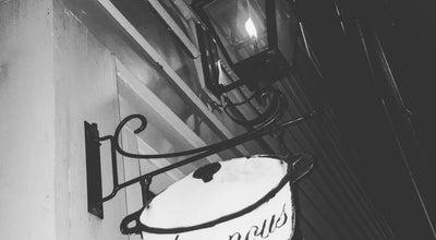 Photo of French Restaurant Chez Nous Restaurant at 6 Payne Ct, Charleston, SC 29403, United States