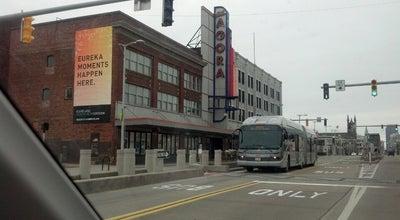 Photo of Music Venue Agora Theatre & Ballroom at 5000 Euclid Ave, Cleveland, OH 44103, United States
