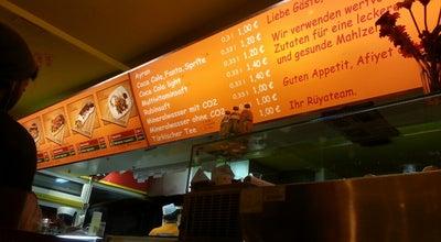 Photo of Turkish Restaurant Rüya Gemüse Kebab at Hauptstr. 133, Berlin 10827, Germany