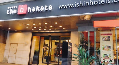 Photo of Hotel the b hakata at 博多区博多駅南1-3-9, Fukuoka 812-0016, Japan