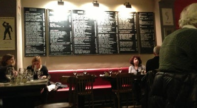 Photo of French Restaurant Quedubon at 22 Rue Du Plateau, Paris 75019, France