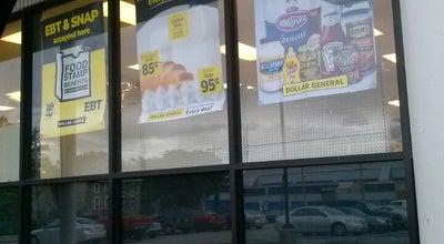 Photo of Discount Store Dollar General at 5753 Wayne Ave, Philadelphia, PA 19144