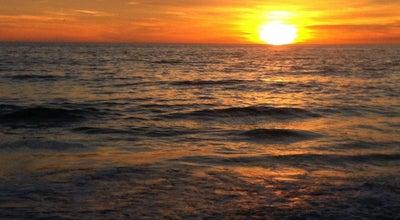 Photo of Beach Upham Beach at Beach Plaza, St. Pete Beach, FL 33706, United States