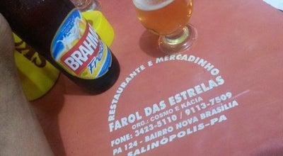 Photo of BBQ Joint Farol das Estrelas at Salinópolis, Brazil