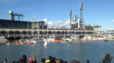 Photo of Harbor / Marina McCovey Cove at 342 Terry A Francois Blvd, San Francisco, CA 94107, United States