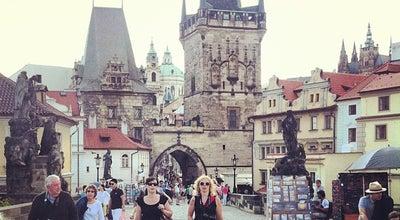 Photo of Tourist Attraction The Lesser Town Bridge Tower at Karlův Most, Prague 110 00, Czech Republic