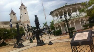Photo of Park Parque Central San Felipe at Beller, Puerto Plata, Dominican Republic