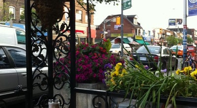 Photo of Mediterranean Restaurant Christina's on the Danforth at 492 Danforth Ave, Toronto M4K 1P6, Canada