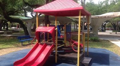 Photo of Basketball Court Virrick Park at Plaza Street, Coconut Grove, FL 33133, United States