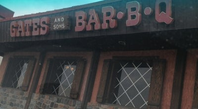 Photo of Other Venue Gates and Sons Bar-B-Q at 2001 W 103rd Ter, Leawood, KS 66206