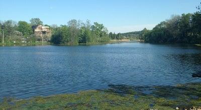 Photo of Lake Озеро Долгое at Красное Село, Russia