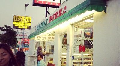 Photo of Italian Restaurant Bronx Pizza at 111 Washington St, San Diego, CA 92103, United States