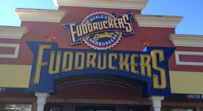 Photo of American Restaurant Fuddruckers at 2011 Overland Ave, Billings, MT 59102, United States