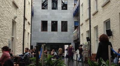 Photo of Tourist Attraction Chester Beatty Library at Clock Tower Building, Dublin 2, Ireland