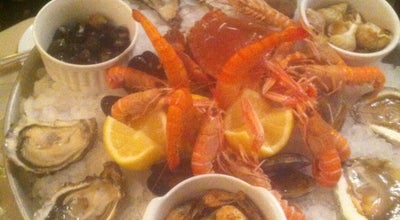 Photo of Seafood Restaurant Rech at 62 Avenue Des Ternes, Paris 75017, France