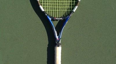 Photo of Tennis Court Larchmont Tennis Courts at 291 Larchmont Blvd, Mount Laurel, NJ 08054, United States