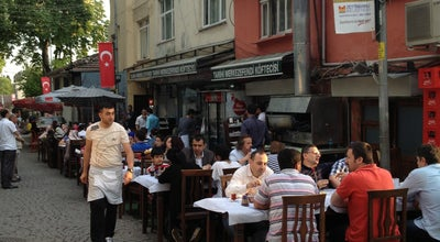 Photo of Kofte Place Tarihi Merkezefendi Köftecisi Ahmet Usta at Merkez Efendi Cad. Dere Sok. No:14, Zeytinburnu, Turkey