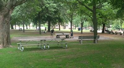 Photo of Playground June Rowlands Park at 220 Davisville Ave, Toronto, ON, Canada