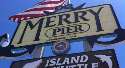 Photo of Pier Merry Pier at 801 Pass A Grille Way, St. Pete Beach, FL 33706, United States