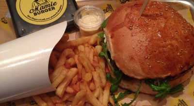 Photo of Restaurant Mamie Burger Opera at 16 Rue De La Michodiere, Paris 75002, France