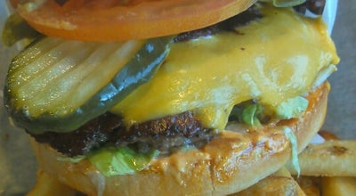 Photo of American Restaurant Killer Burger at 1525 Se 164th Ave, Vancouver, WA 98683, United States