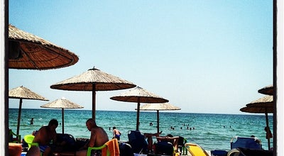 Photo of Beach Bar Hacienda Beach Bar at Παραλία Φαναρίου Ροδόπης, Κομοτηνή 691 00, Greece
